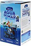Los mejores aguas del mar embotellada del Mercadona