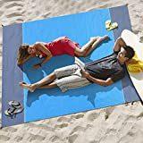 Las mejores toallas de playa gigantes del Decathlon