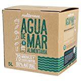 Las mejores aguas de mar que puedes comprar en el Mercadona