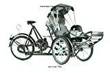 Las mejores bicicletas de tres ruedas para adultos del Decathlon