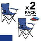 Las mejores sillas de camping del Lidl